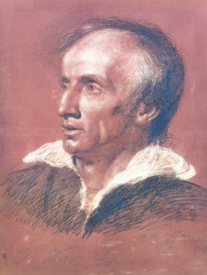 William Wordsworth (1770–1850) by Benjamin Robert Haydon, 1818
