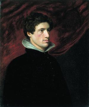 Charles Lamb (1775–1834) by William Hazlitt, 1804