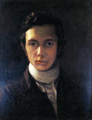 William Hazlitt (1778–1830), self-portrait, 1802